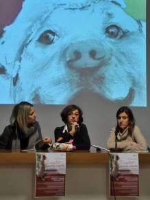 Con Daniela Sbrana e Elisa Bani