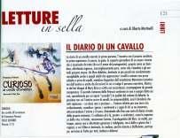 Cavallo Magazine recensisce Curioso