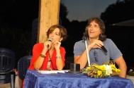 Mia al CRA di San Rossore, con Michele Micheletti
