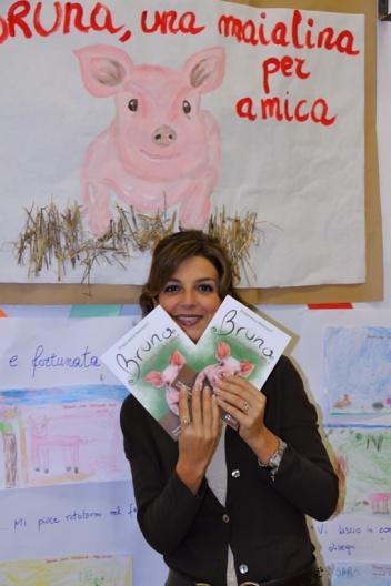 """Nella scuola """"Barriera Margherita"""" di Livorno"""