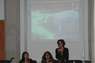 Presentazione alla Sala Gronchi - San Rossore - Pisa