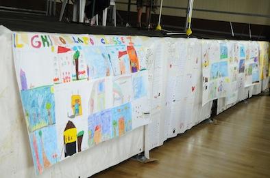 I disegni dei bambini di Zerbolò