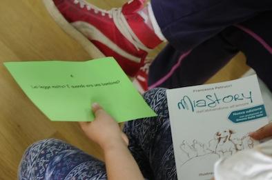 Le domande dei bambini della scuola di Zerbolò - Pavia
