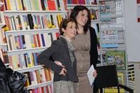 Con Sara Ferraioli, presidente MdS editore