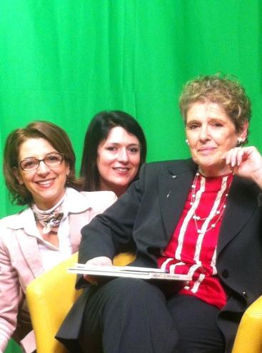 In trasmissione su UnireTV con Maria Lucia Galli e Sara Ferraioli