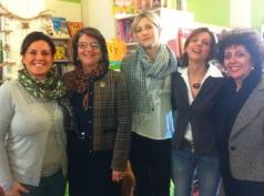 Fidapa Massa, Associazione Un Cuore un mondo, con Daniela Sbrana